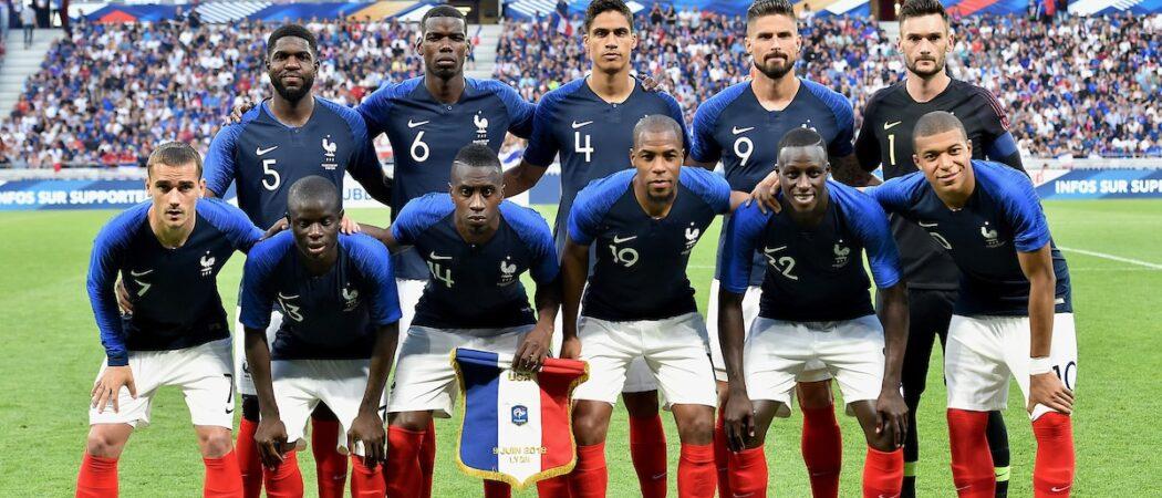 Francia Campione del mondo 2018