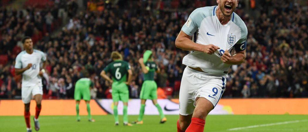 Inghilterra Kane Russia 2018
