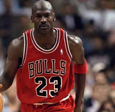 Michael Jordan il mito