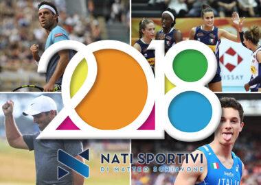 Sport italiano 2018