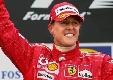 Schumacher, 50 anni