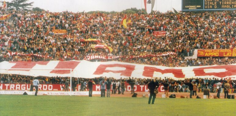Curva Sud Roma Ti Amo