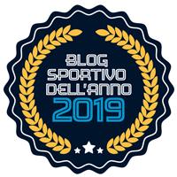 badge blog sportivo dell'anno 2019
