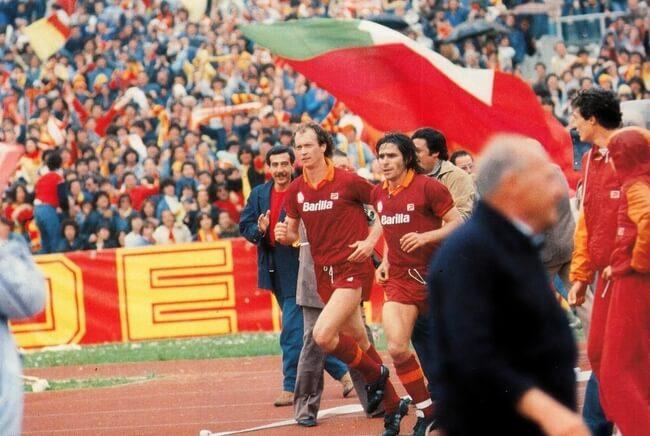 Scudetto Roma 1983