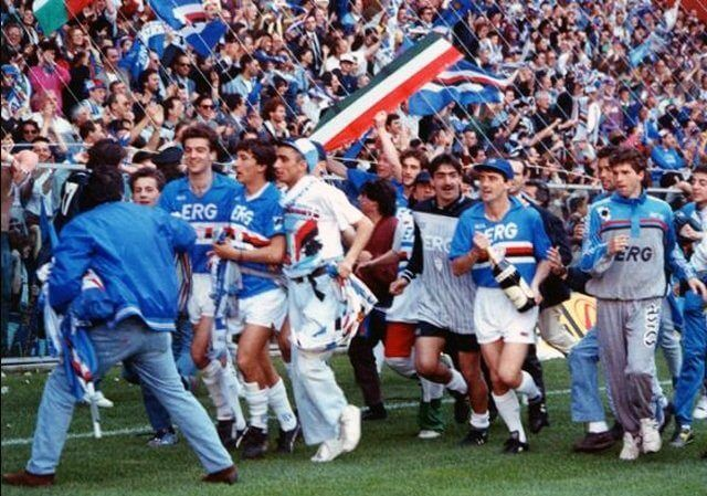 Scudetto Sampdoria 1991