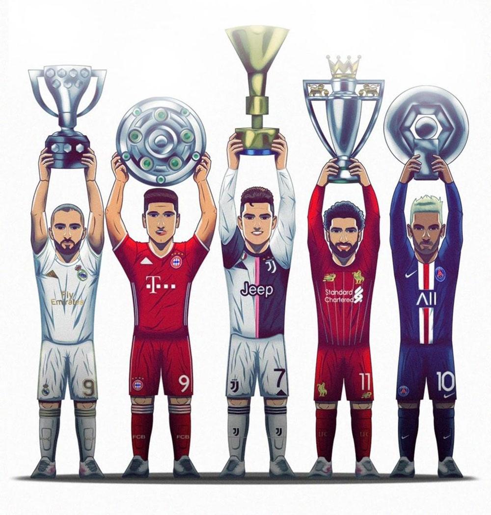 vincitori campionati